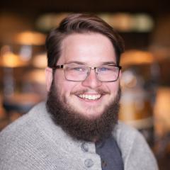 Portrait image of John Slaughter
