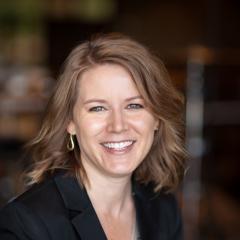 Portrait image of Amy McReynolds