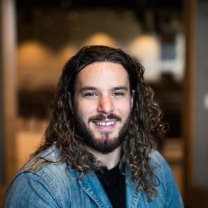 Portrait image of Guest Speaker: Joey Meador | SERVE