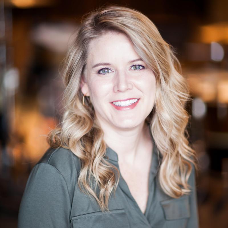 Portrait of Amy McReynolds