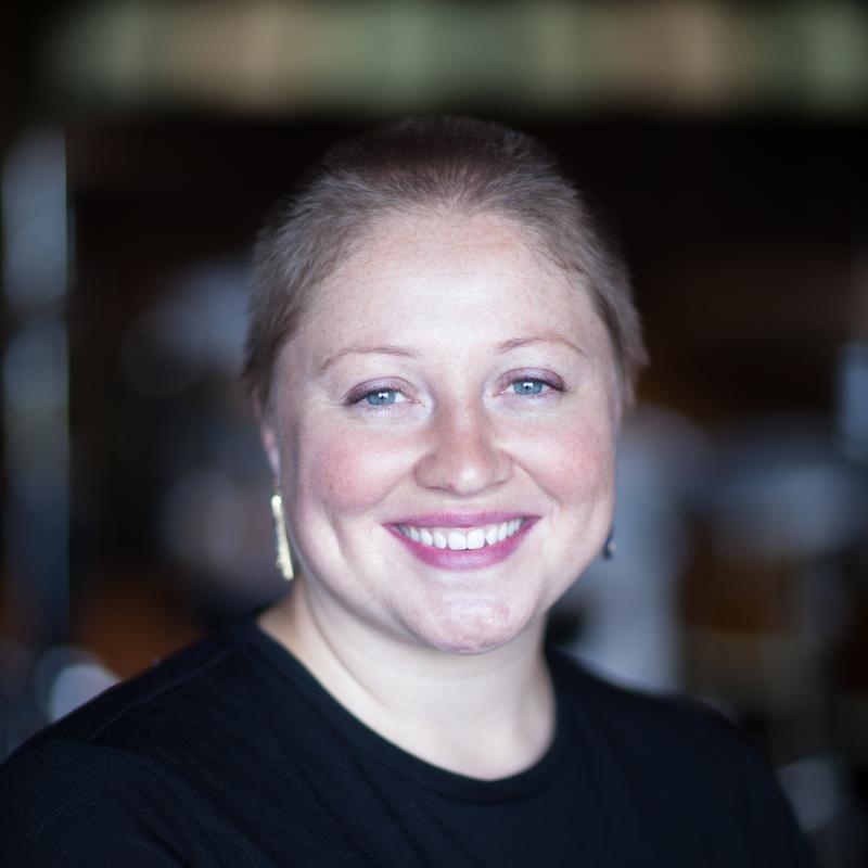 Portrait of Carrie Jorgensen
