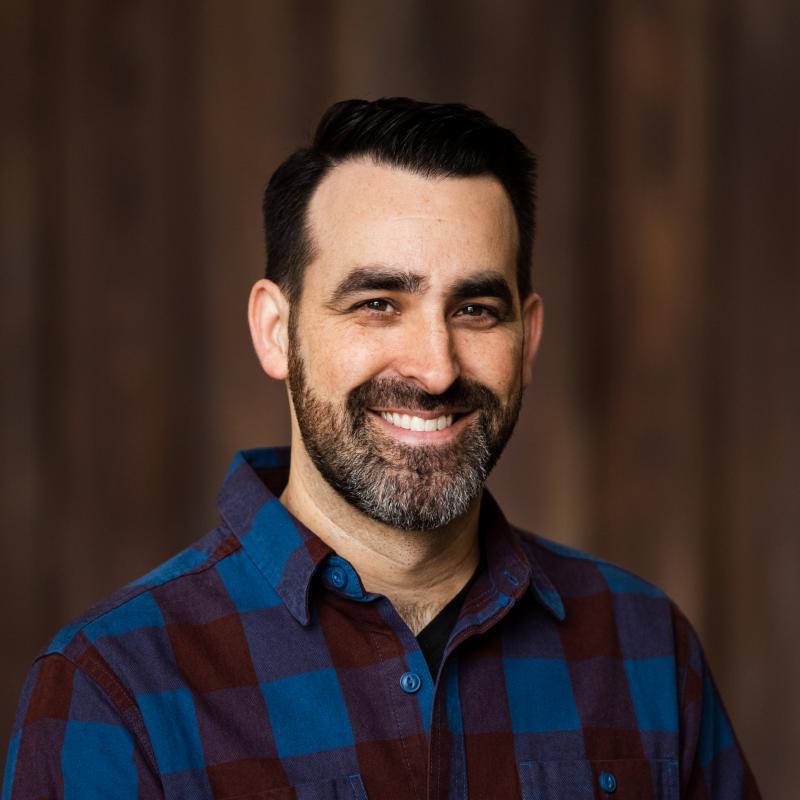 Portrait of Chris Wroblewski