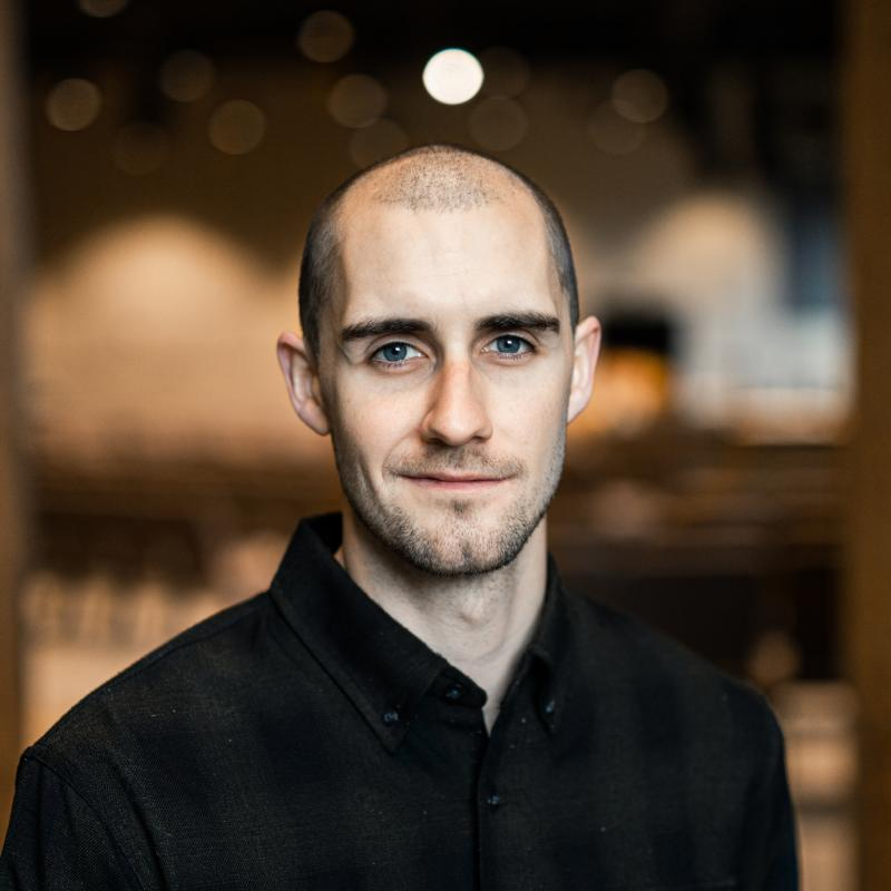 Portrait of Chris Heisner