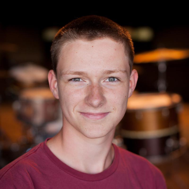 Portrait of Kyle Moore
