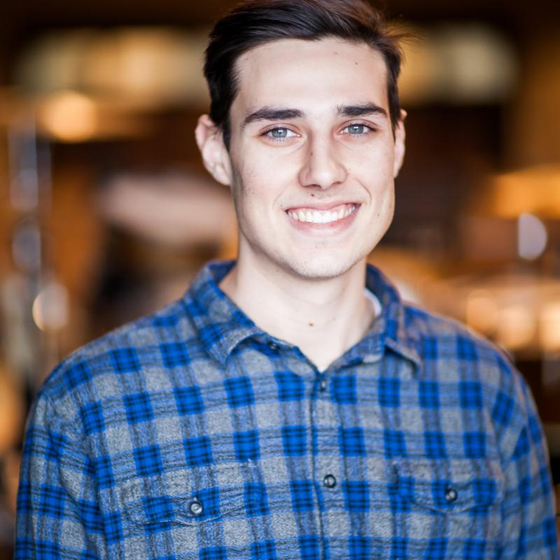 Portrait of Nathan Betancourt