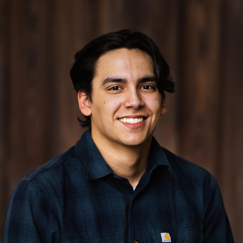 Portrait of Nico Perez