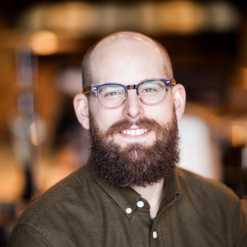 Portrait of Peter Elliott