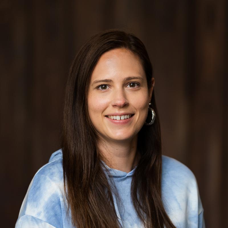 Portrait of Sarah LeDoux