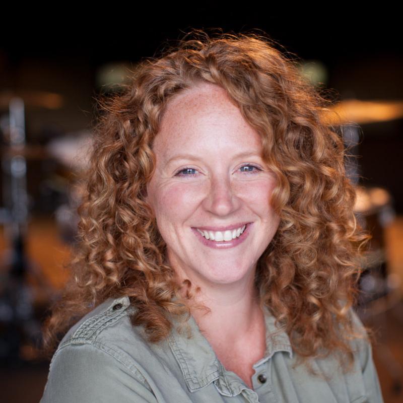 Portrait of Sara Shearer