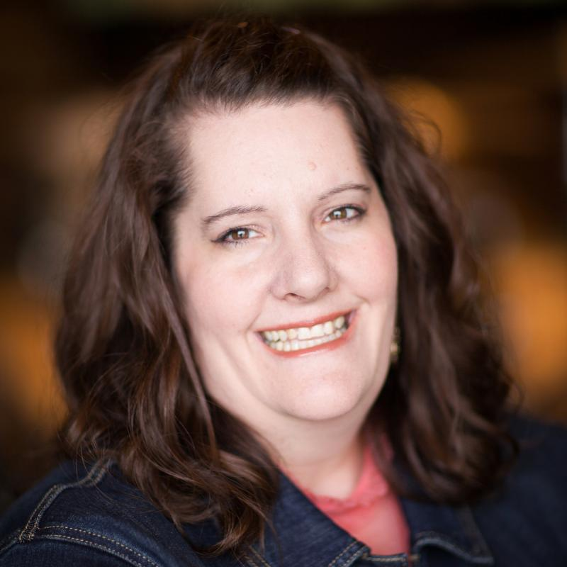 Portrait of Stacey Piper
