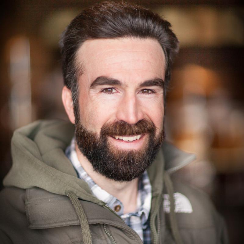 Portrait of Travis Rockwell