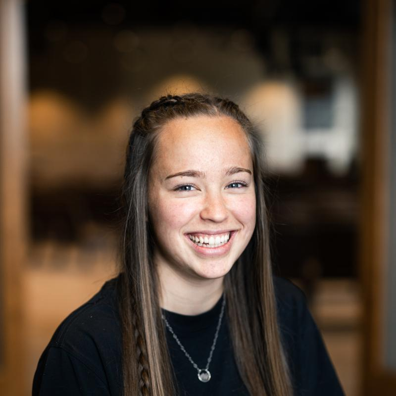 Portrait of Maisie Fralich
