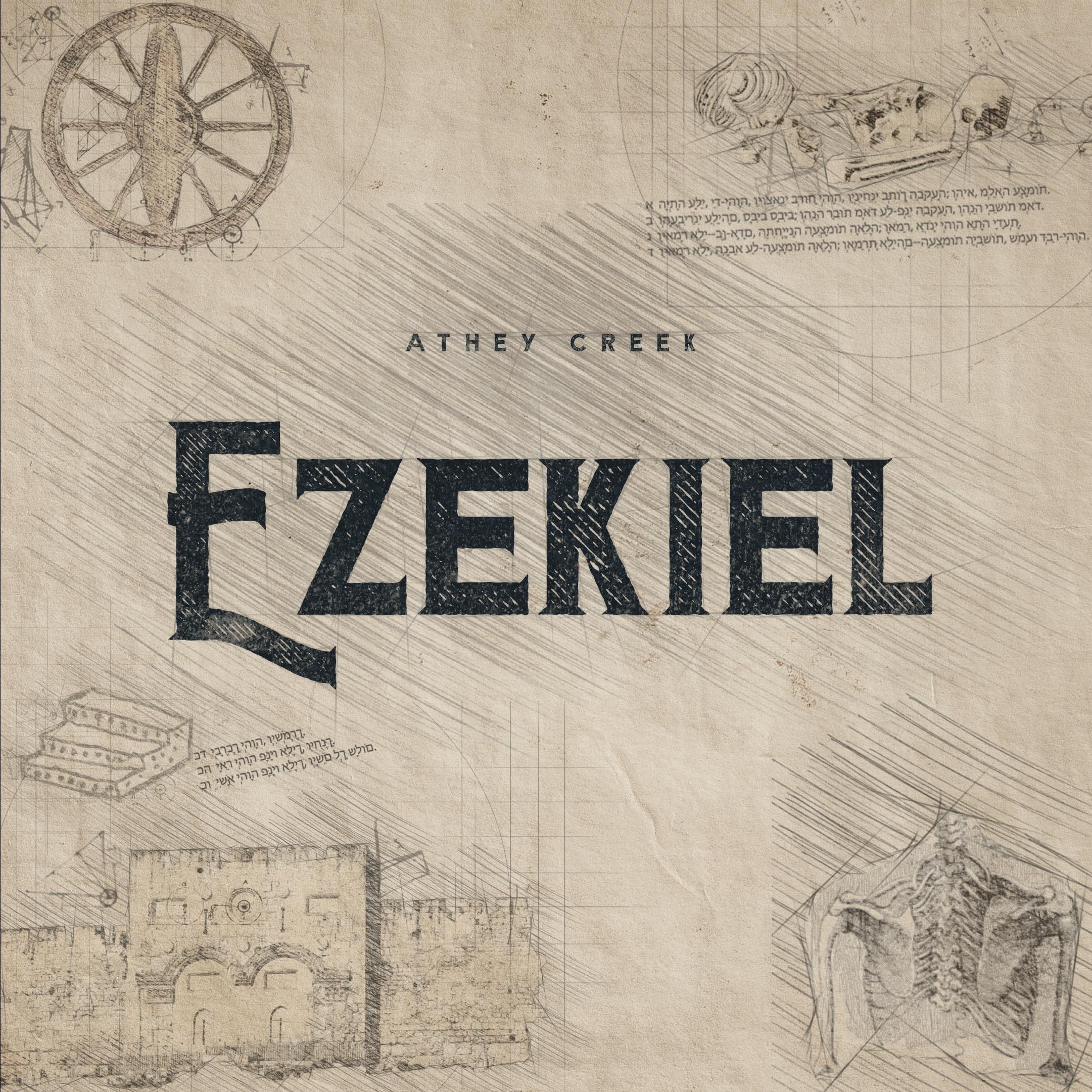 Through the Bible (Ezekiel 37) by Brett Meador