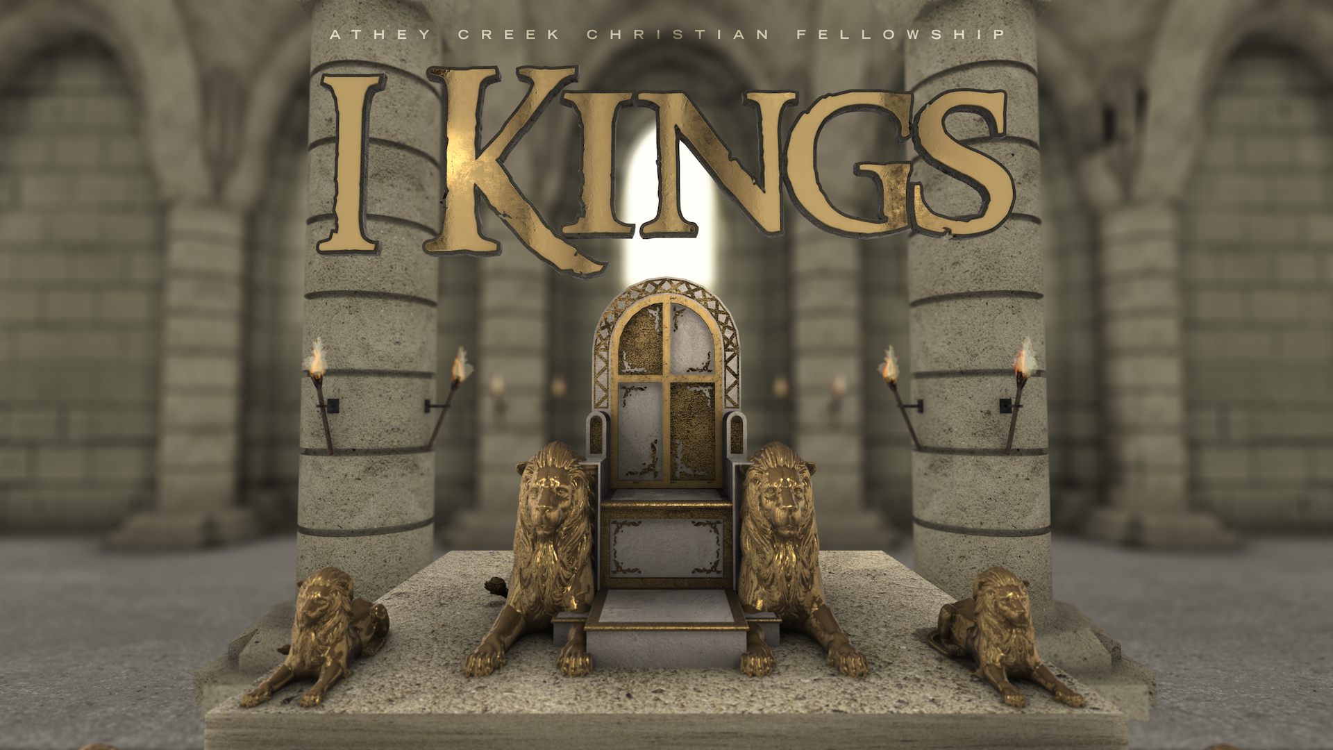 Teaching artwork for 1 Kings