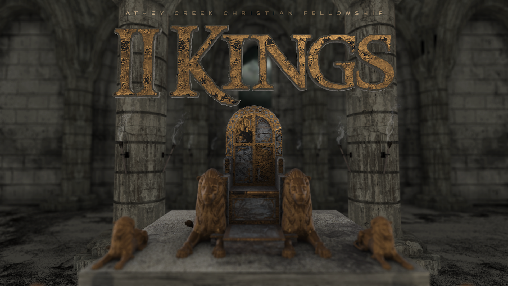 Teaching artwork for 2 Kings