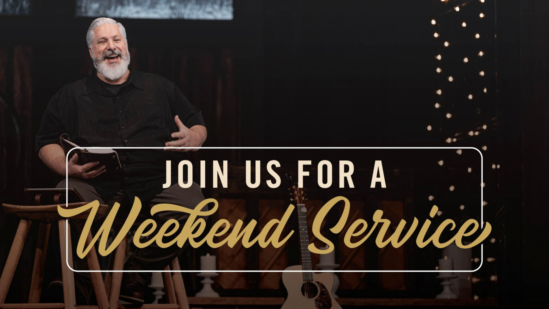 Poster for Weekend Services