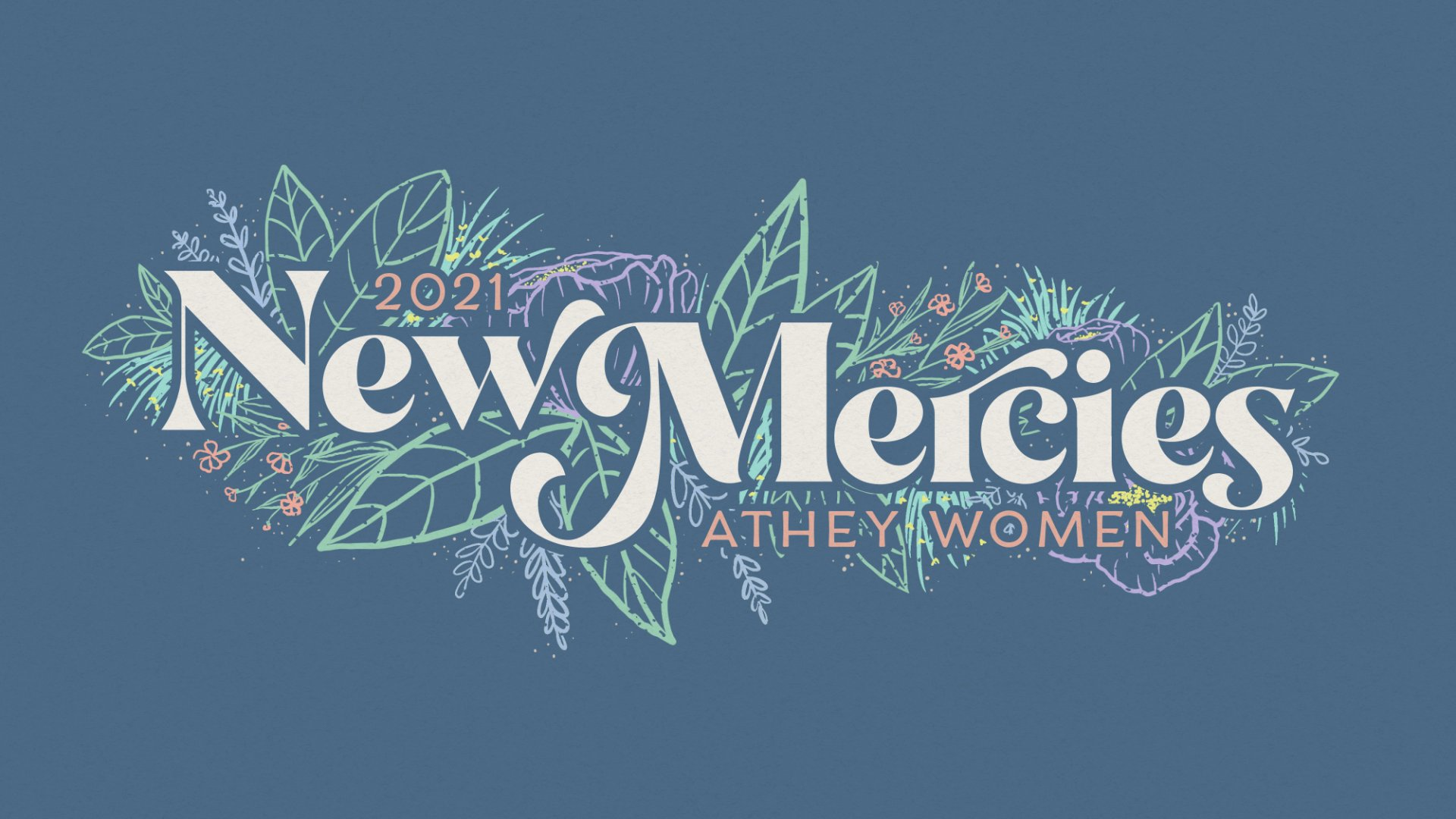 Poster for New Mercies