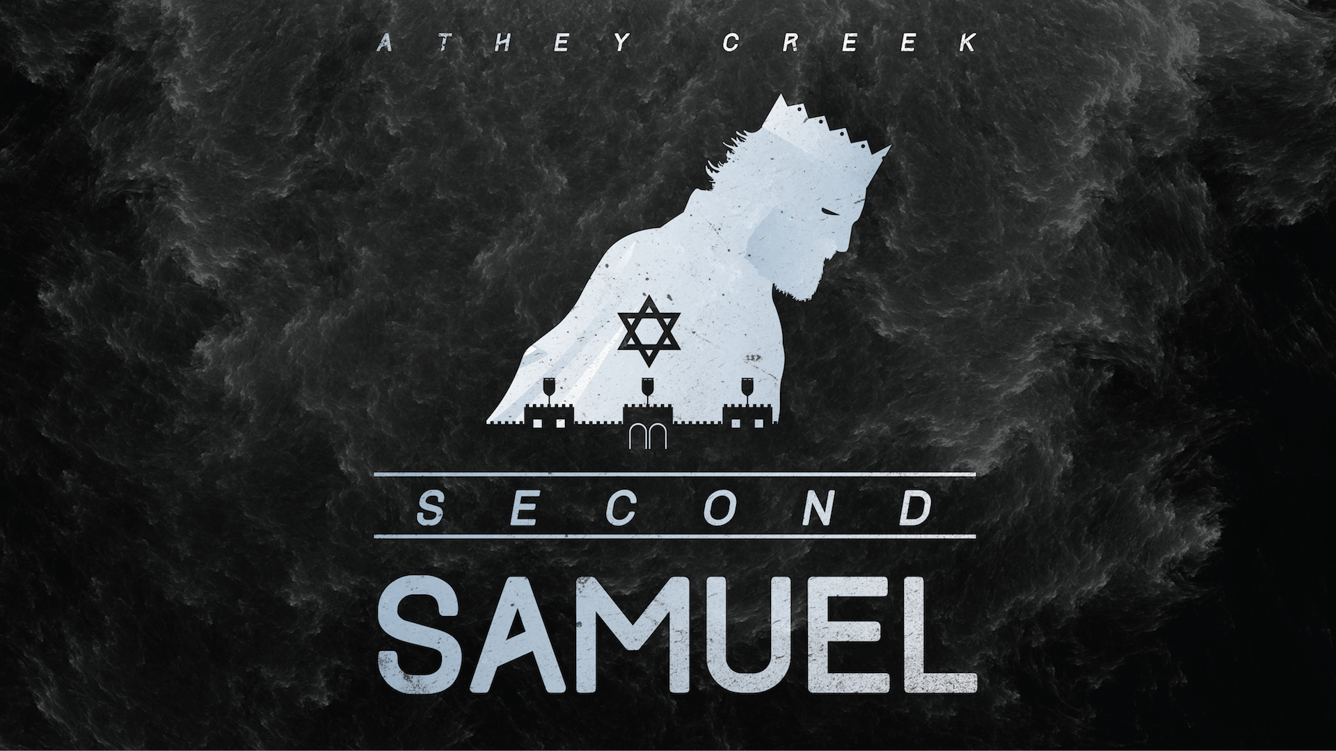Teaching artwork for 2 Samuel