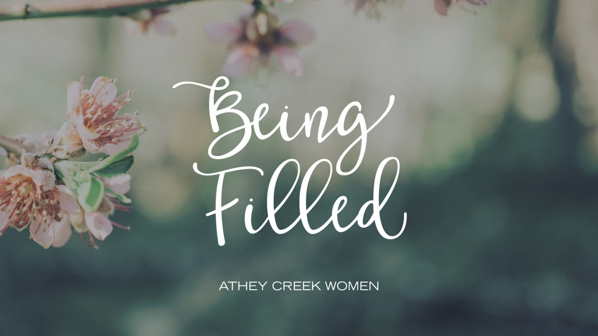 Teaching artwork for Being Filled