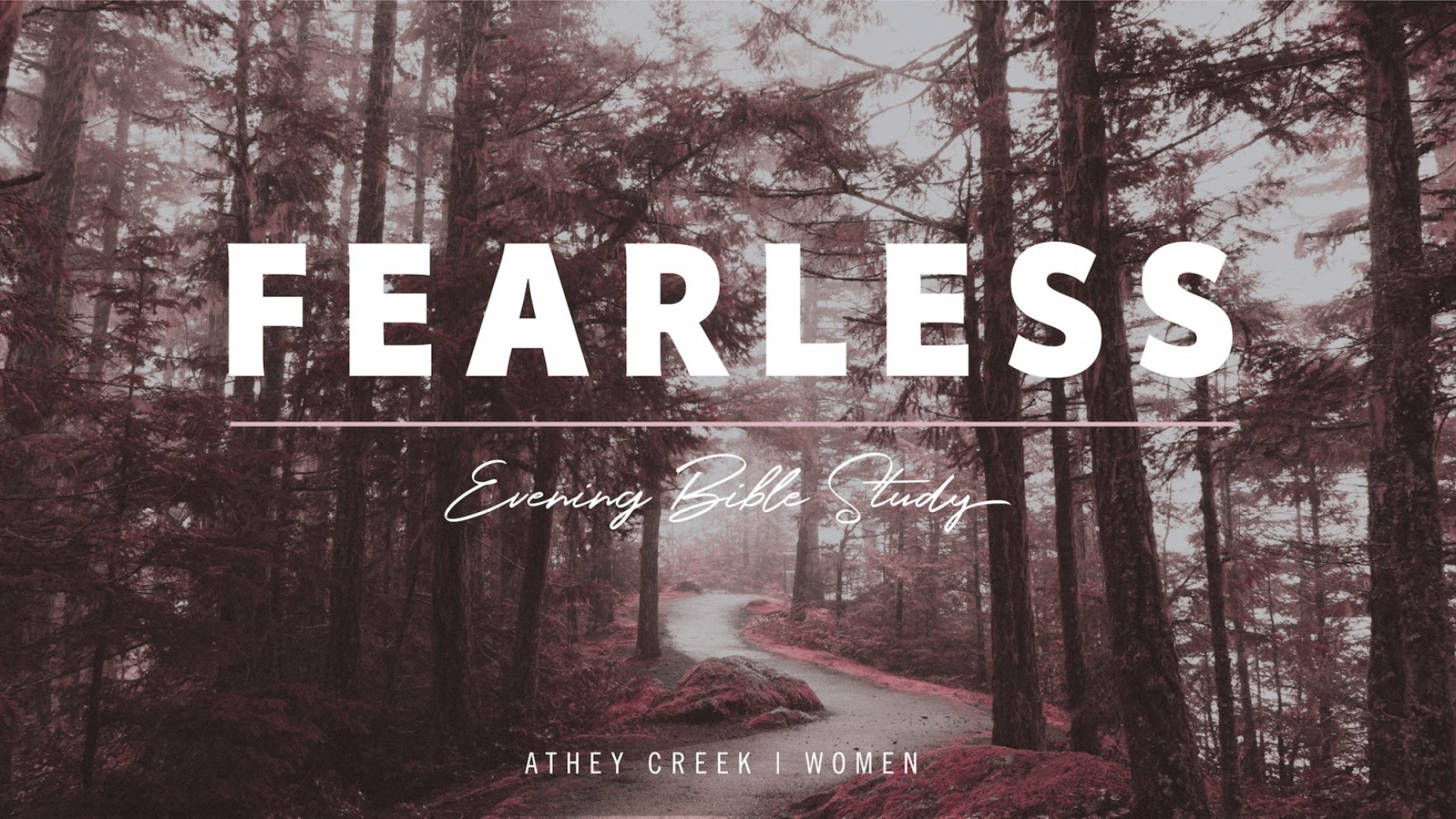 Teaching artwork for Fearless
