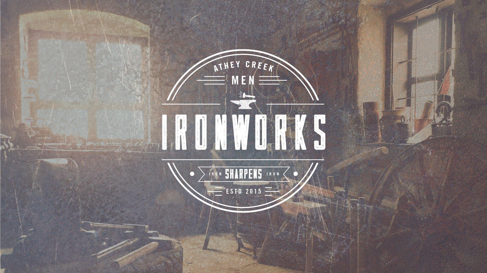 Teaching artwork for Ironworks