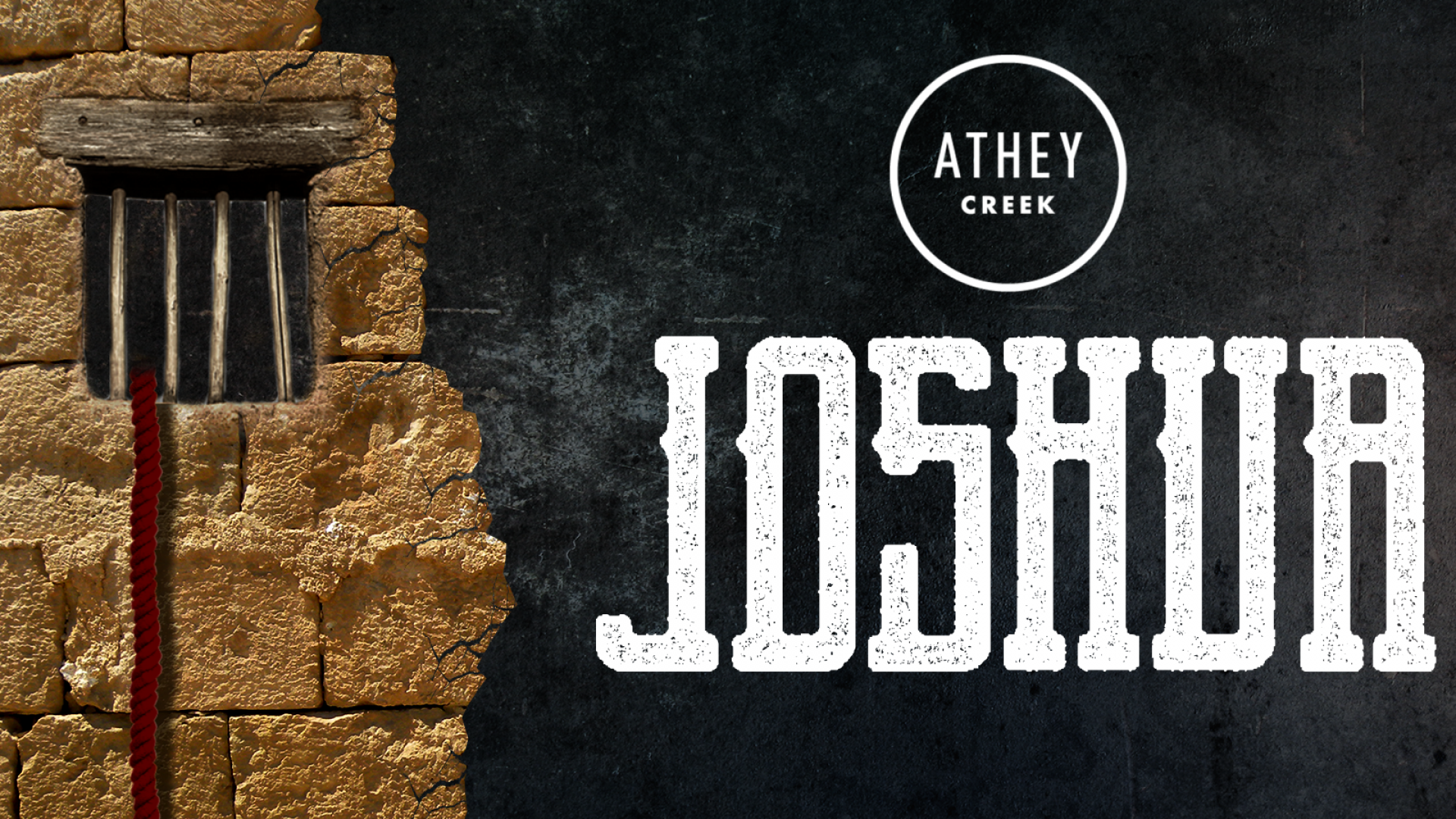 Teaching artwork for Joshua