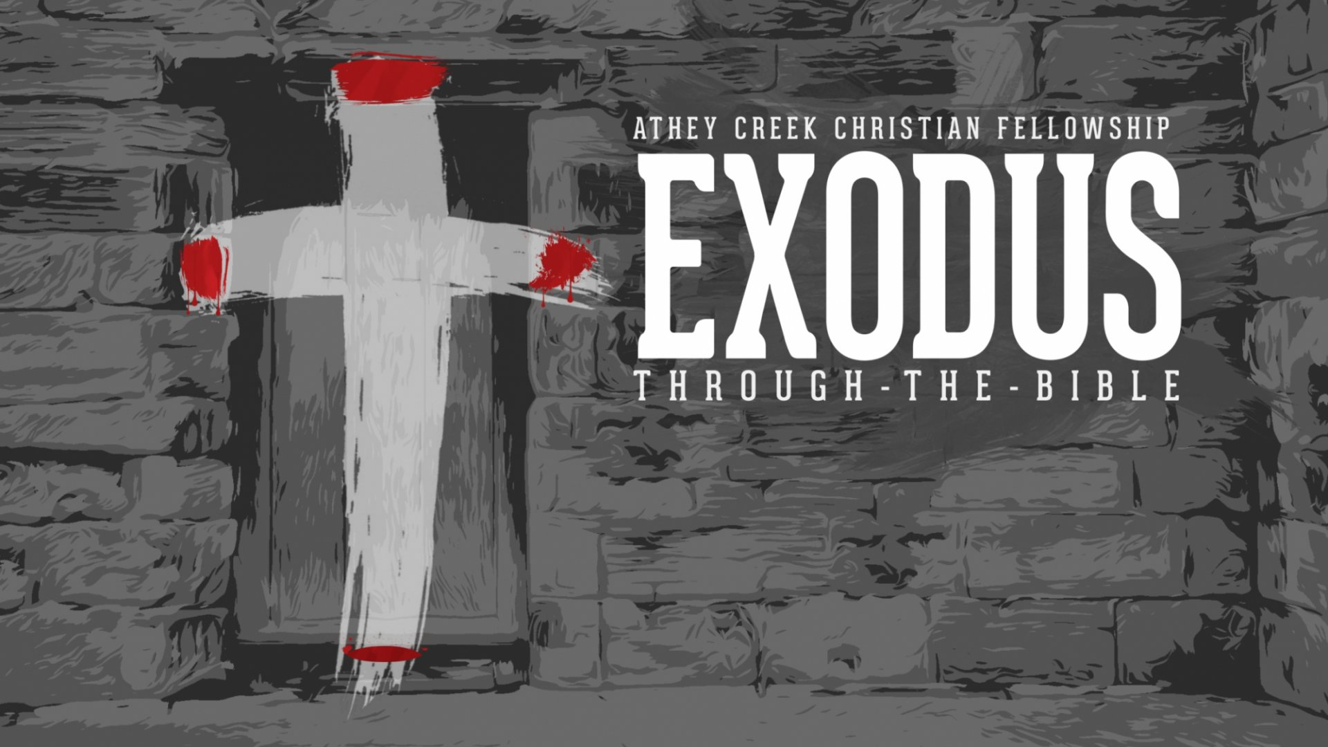 Teaching artwork for Exodus