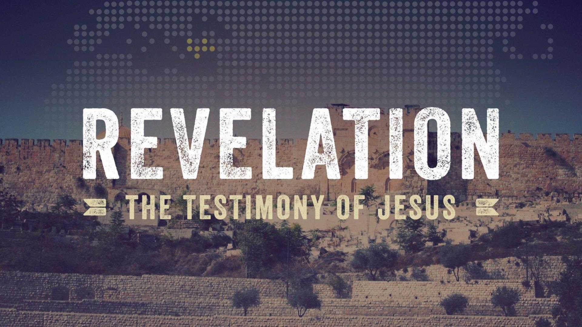 Teaching artwork for Revelation