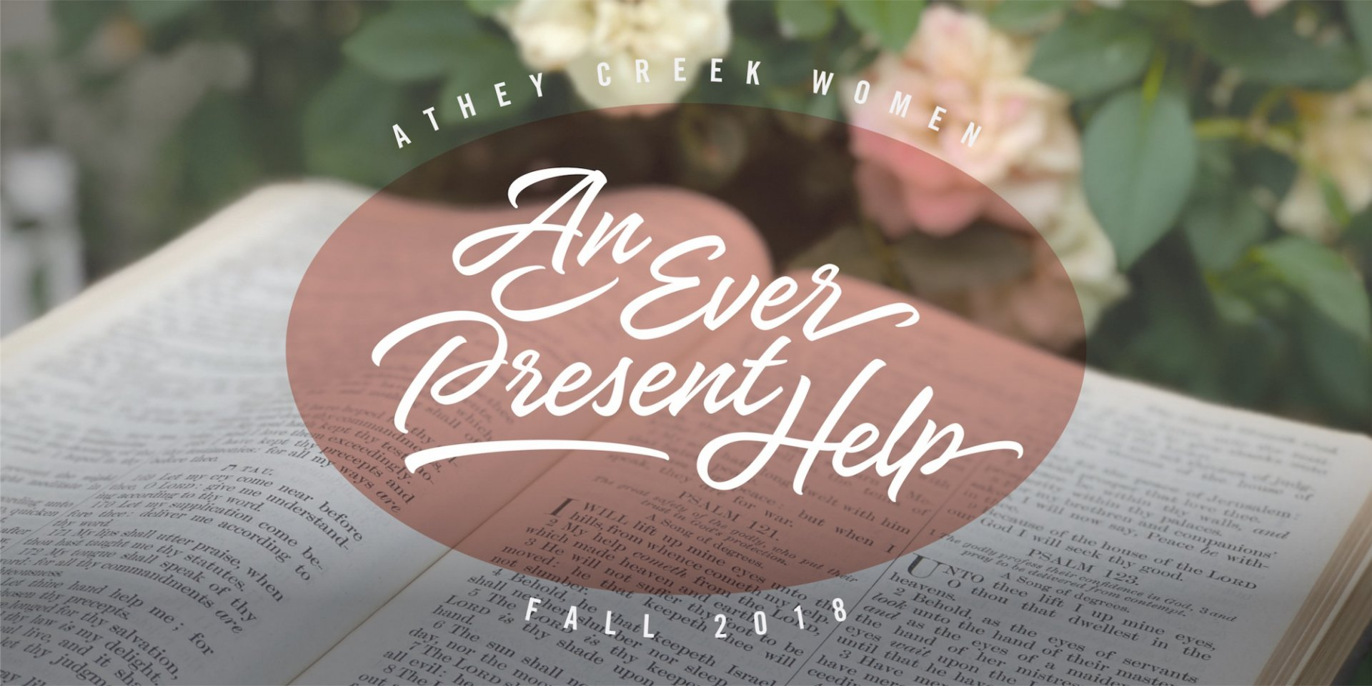 Poster forAn Ever Present Help | Holy Spirit Intro