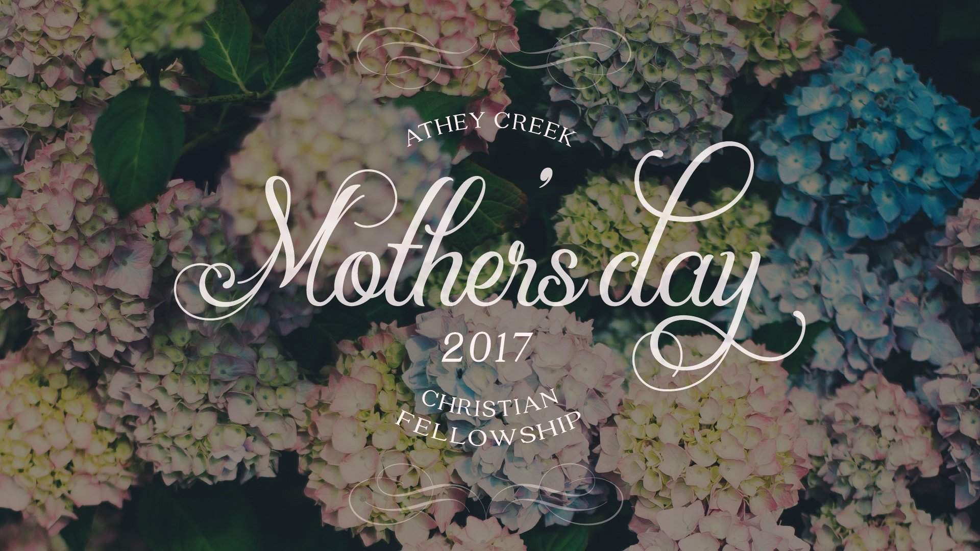 Poster forMother's Day 2017