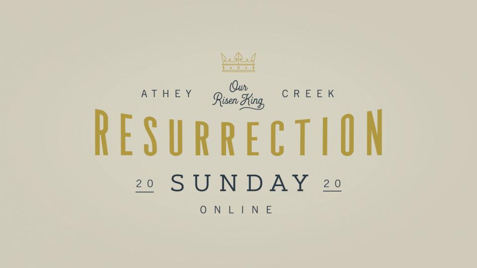 Poster forResurrection Sunday