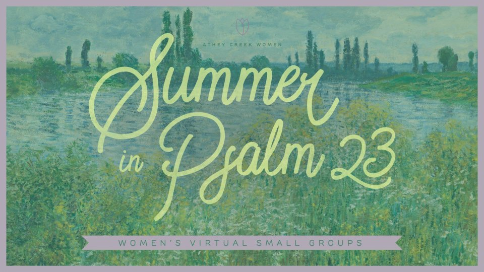 Poster forSummer in Psalm 23