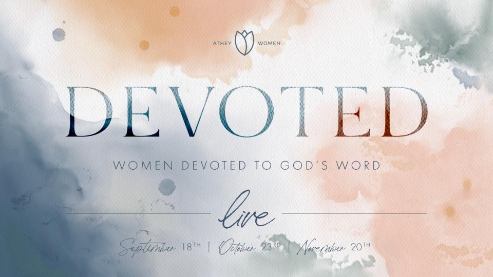 Poster forDevoted Live
