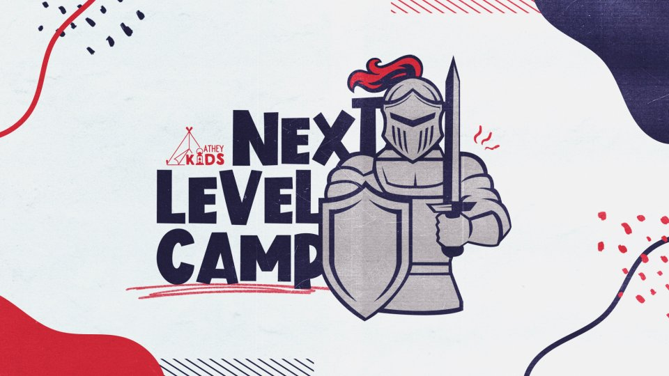 Poster forNext Level Camp