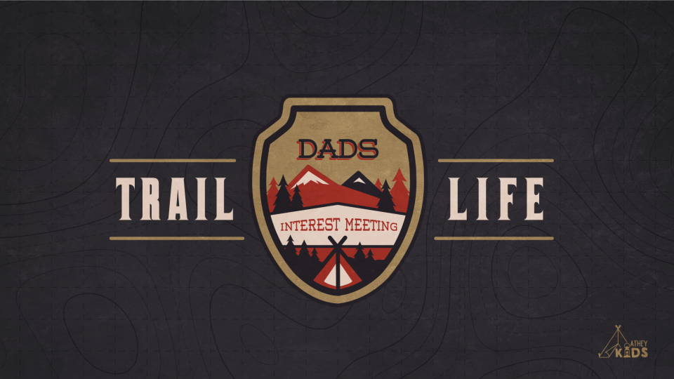 Poster forTrail Life Dads Interest Meeting