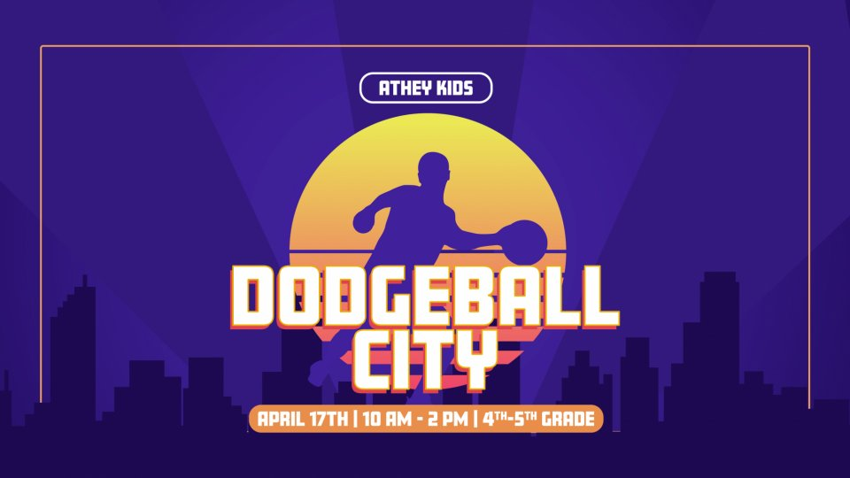 Poster forDodgeball City
