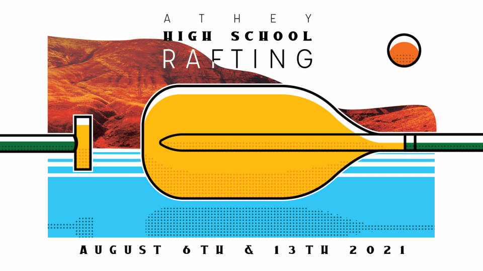 Poster forHS Rafting