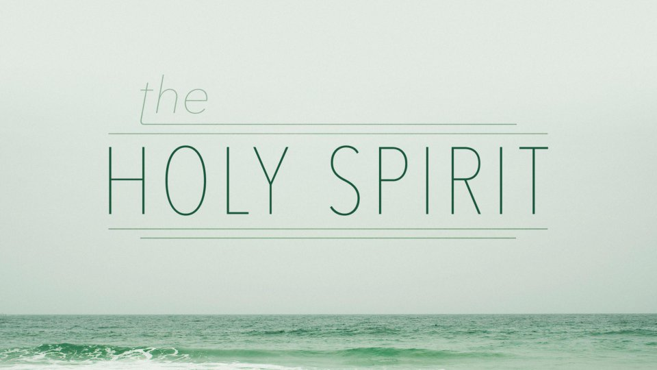Poster for The Holy Spirit